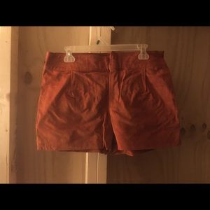 Forever 21 Rust Shorts